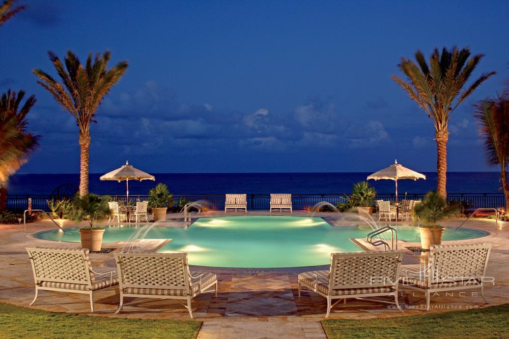Pool at Eau Palm Beach, Manalapan, Florida
