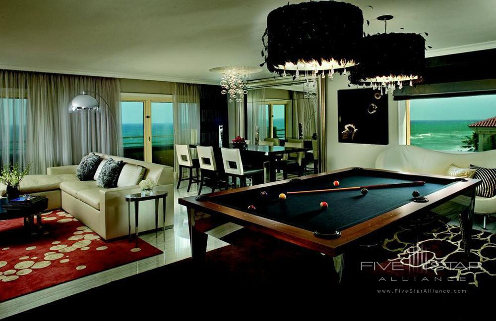 Presidential Suite at Eau Palm Beach, Manalapan, Florida