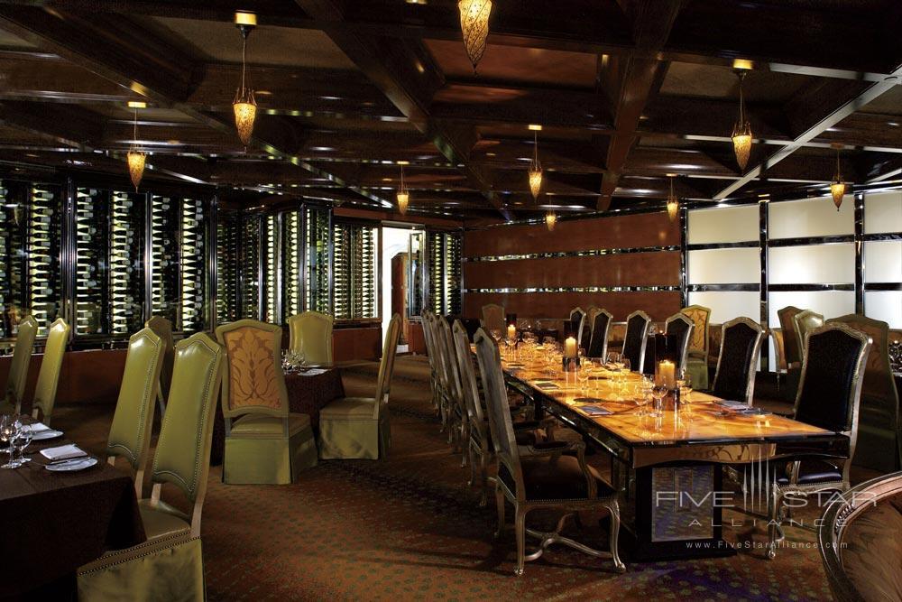 Fine dining at Eau Palm Beach, Manalapan, Florida