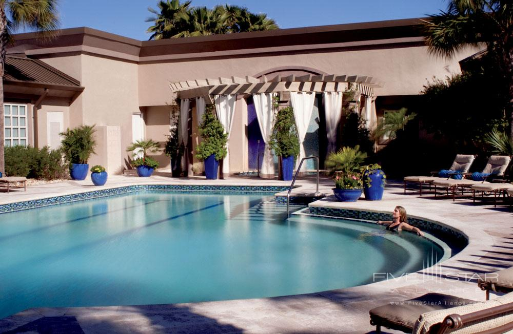 Pool at Ritz Carlton Amelia Island