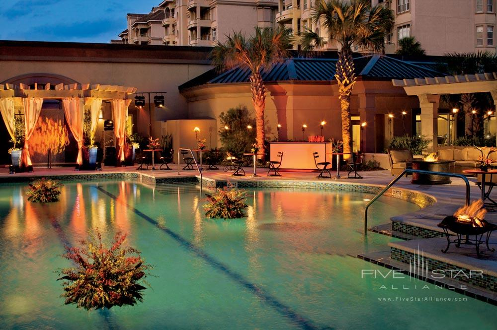 Pool Exterior at Ritz Carlton Amelia Island
