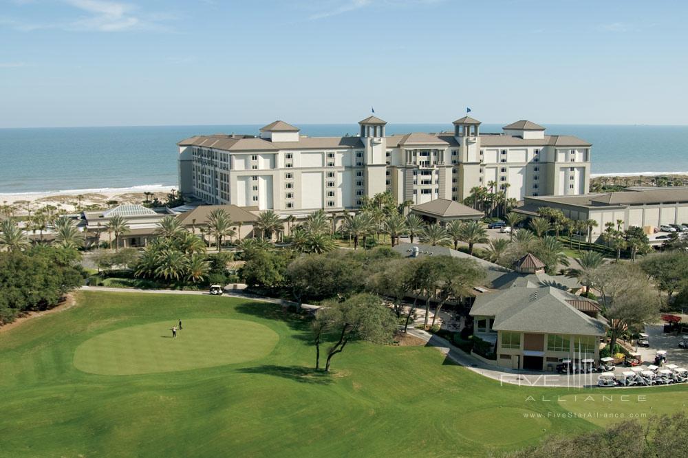 Overview of Ritz Carlton Amelia Island