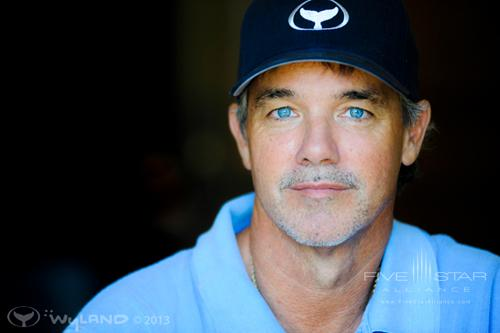 World-renowned marine life artist Wyland has been known to pair with Ritz Carlton Laguna Niguel for special eventsincluding whale-watching expeditions