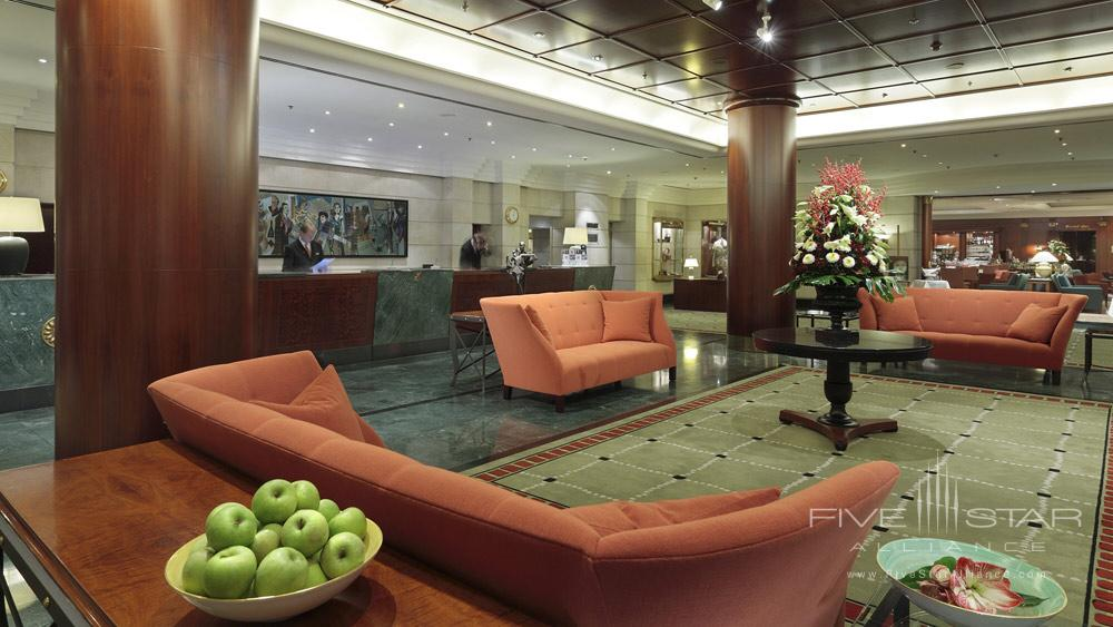 Lobby at Kempinski Hotel Bristol Berlin