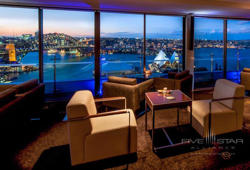 Club Room at InterContinental SydneyAustralia