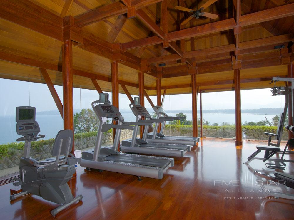 Amanpuri fitness centerThailand
