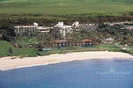 Aerial View of Hotel