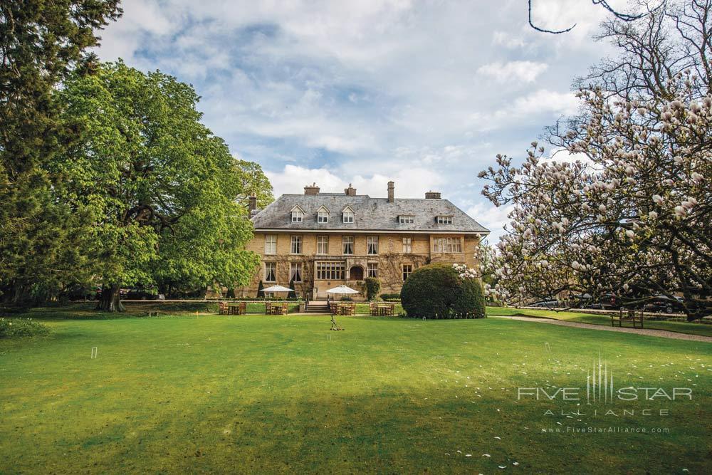Lower Slaughter Manor, United Kingdom