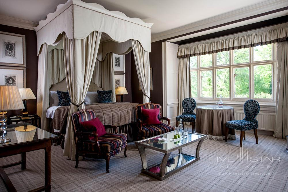Suite Guestroom at Lower Slaughter Manor, United Kingdom