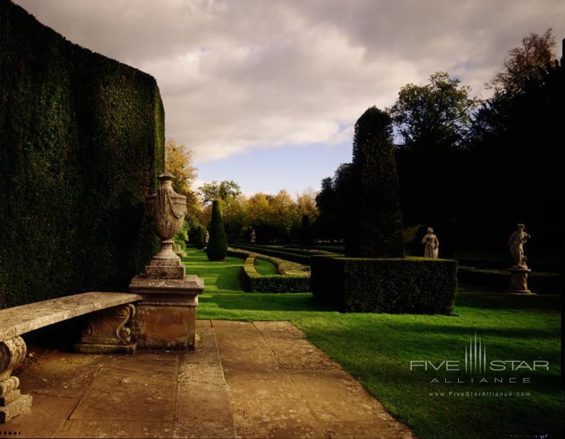 Cliveden House Garden