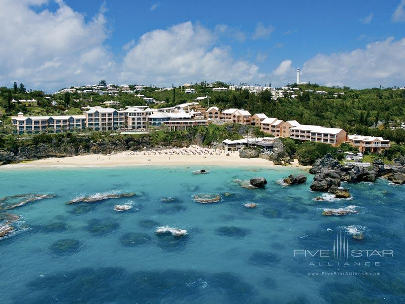 The Reefs Hotel in Bermuda