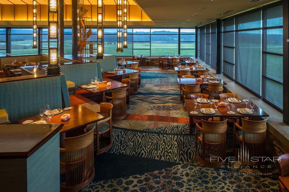 Dining Room at Nemacolin Woodlands Resort