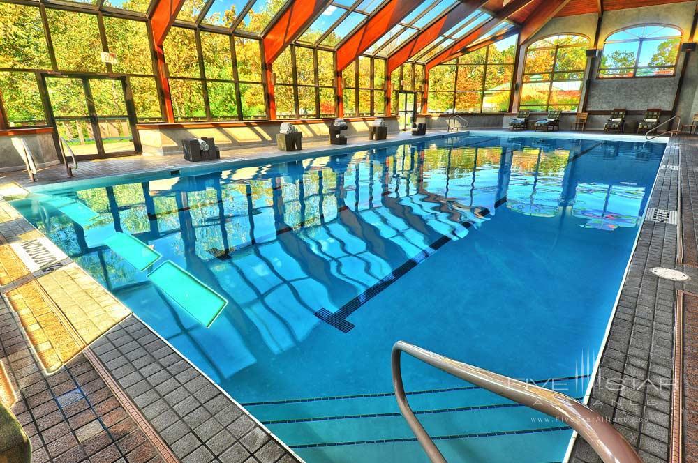 Indoor Pool at Nemacolin Woodlands Resort