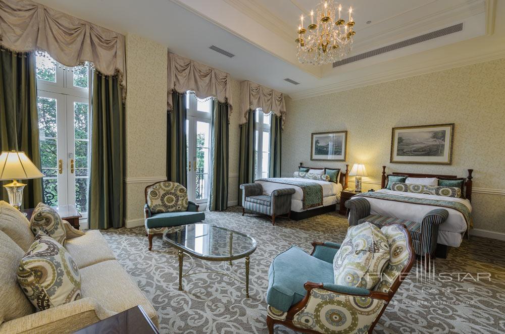 Double Junior Suite at Nemacolin Woodlands Resort