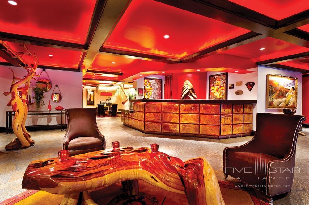Lobby of Beaver Creek Lodge Beaver CreekCO
