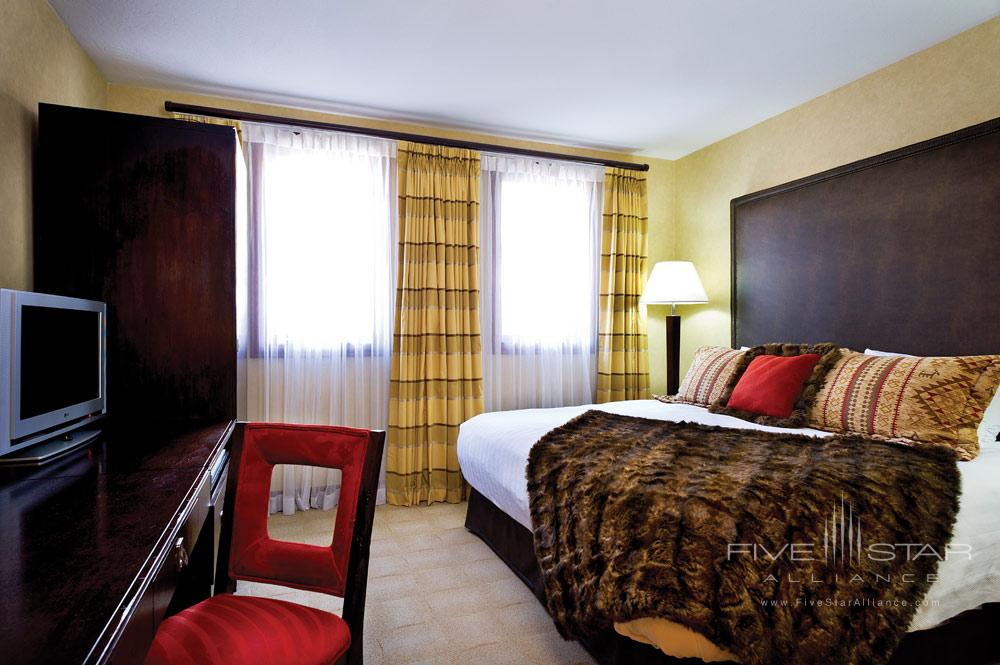 King Guest Room at Beaver Creek Lodge Beaver CreekCO