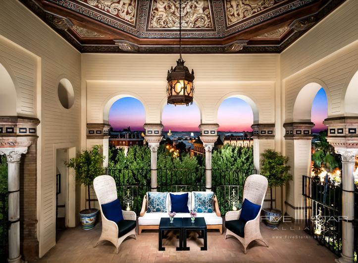 Hotel Alfonso XIII Terrace