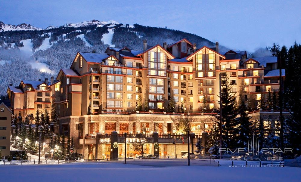 The Westin Resort And Spa WhistlerBCCanada