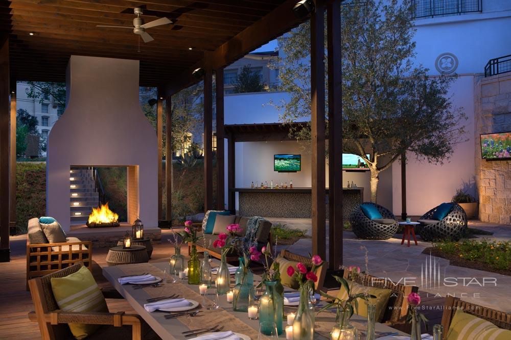Dine and Lounge at La Cantera Resort and Spa, San Antonio, TX