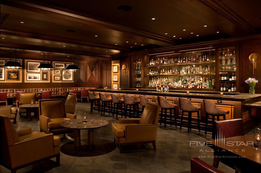 Bar at La Cantera Resort and Spa, San Antonio, TX