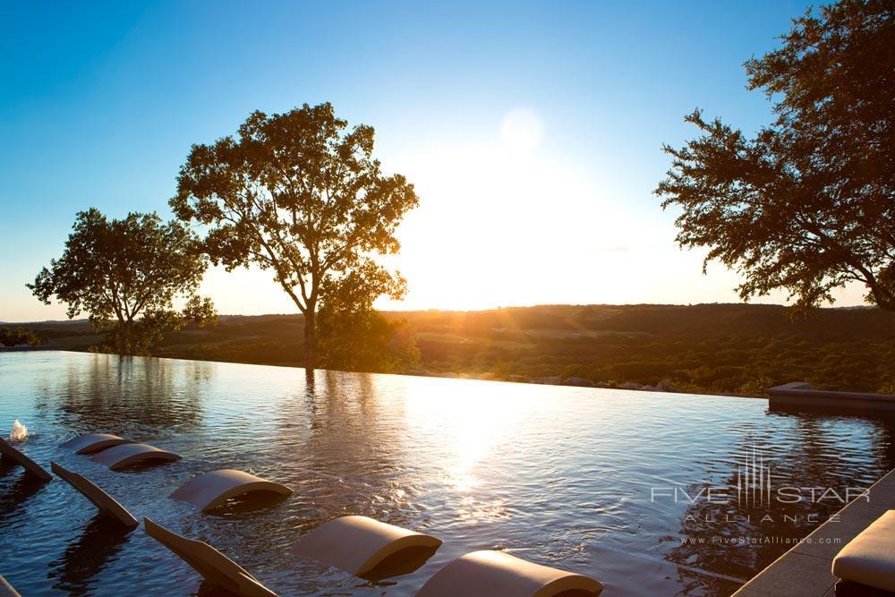 Outdoor Pool at La Cantera Resort and Spa, San Antonio, TX