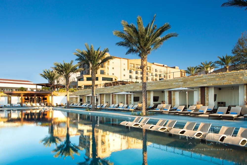 Pool at La Cantera Resort and Spa, San Antonio, TX