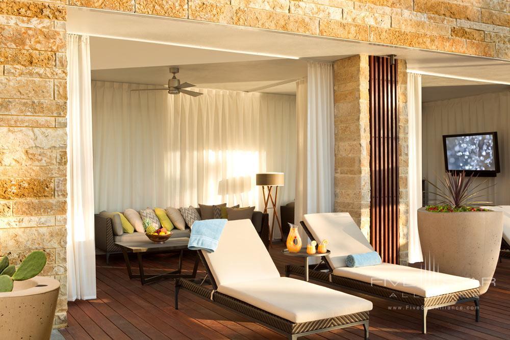Terrace Suite at La Cantera Resort and Spa, San Antonio, TX