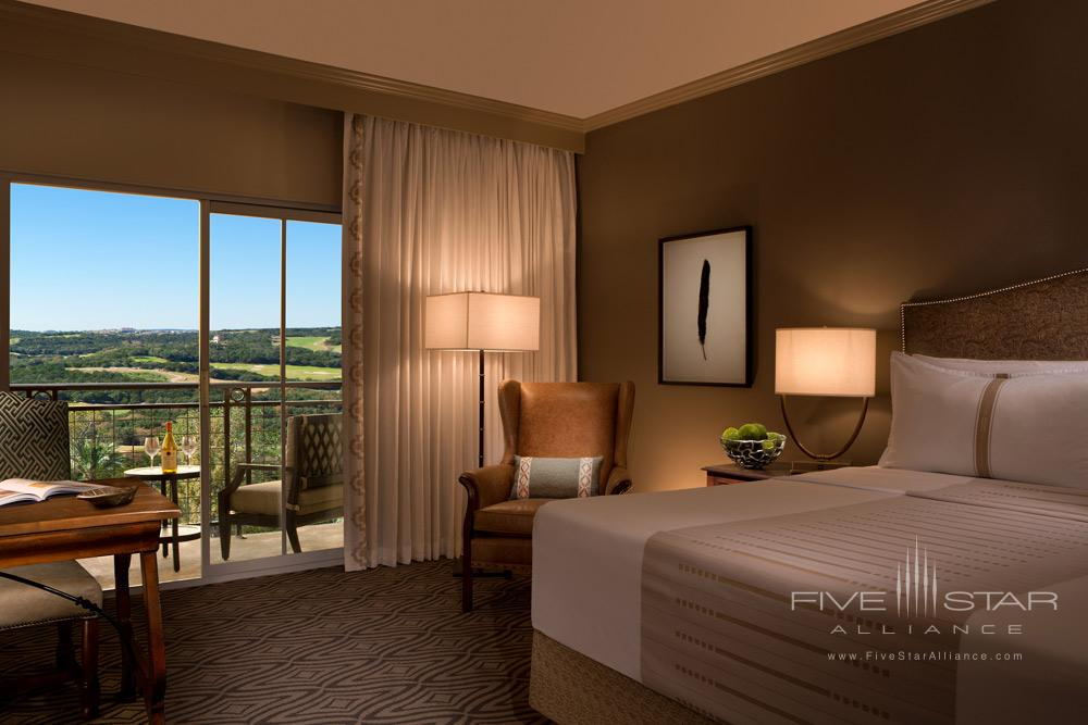 Guest Room at La Cantera Resort and Spa, San Antonio, TX