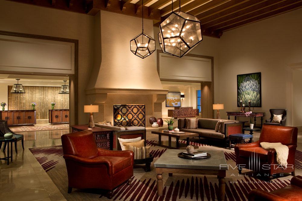 Lounge at La Cantera Resort and Spa, San Antonio, TX