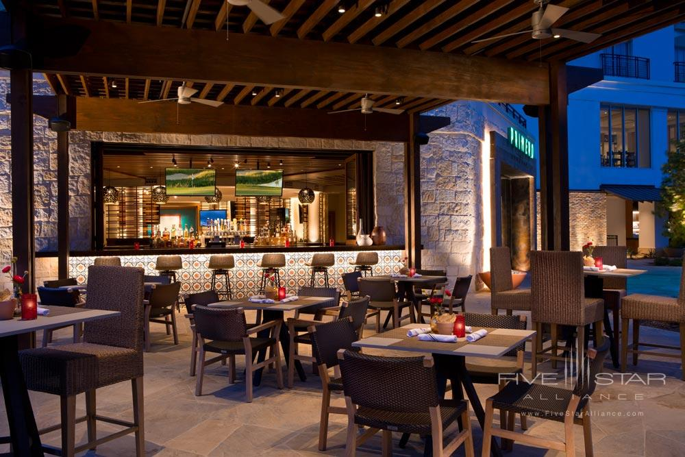 Dining at La Cantera Resort and Spa, San Antonio, TX