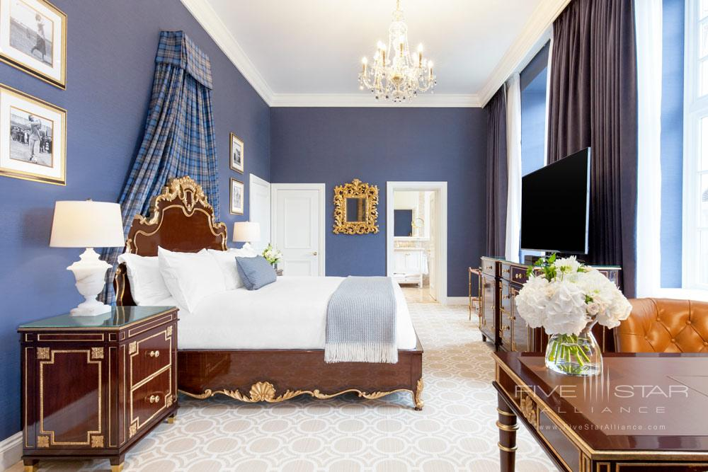 Guest Room at Trump Turnberry, Ayrshire, United Kingdom