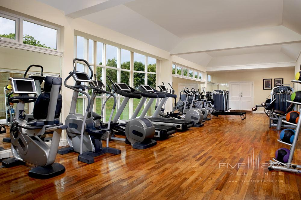 Fitness Center at Trump Turnberry, Ayrshire, United Kingdom