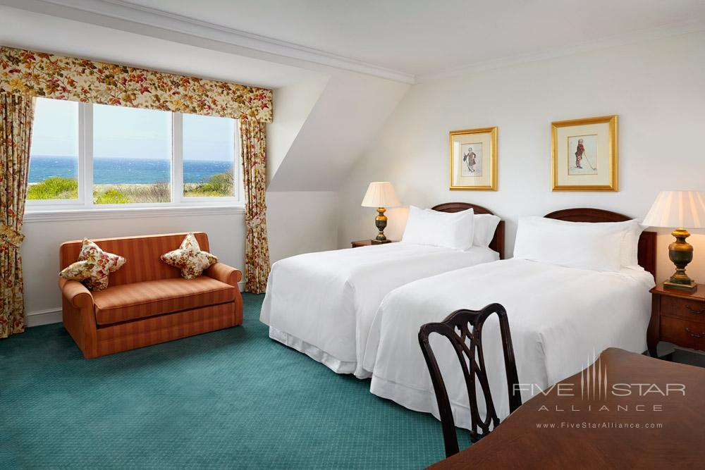 Double Guest Room at Trump Turnberry, Ayrshire, United Kingdom