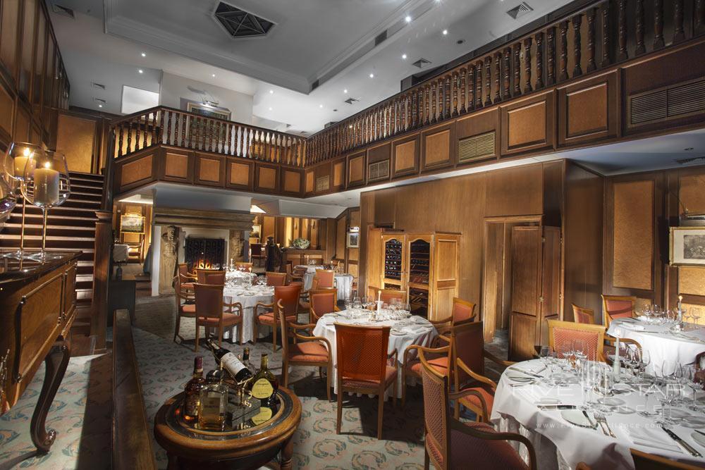 Lounge at Art Nouveau Palace Hotel Prague
