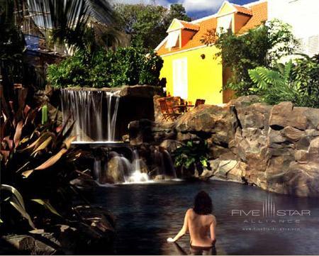 Hotel Kura Hulanda Grounds