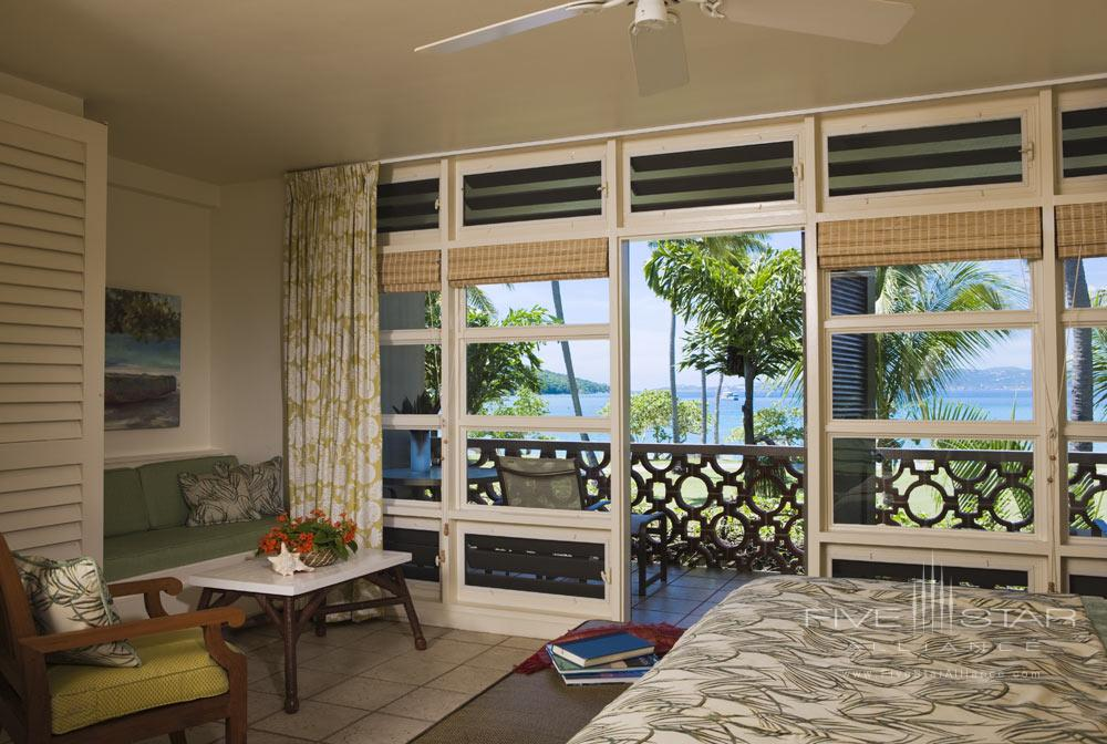 Ocean View Room at Caneel BaySt. JohnUnited States