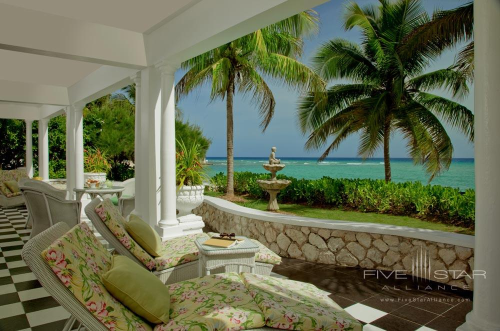 Cottage Terrace at Half MoonJamaica