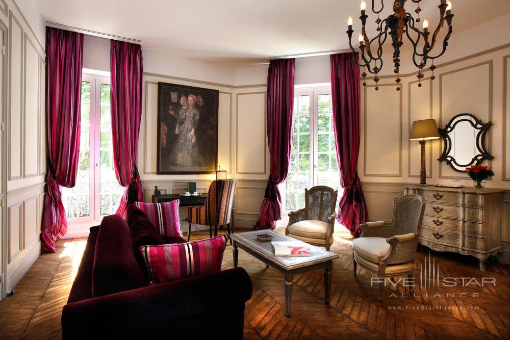 Prestige Suite at Saint James Paris, France