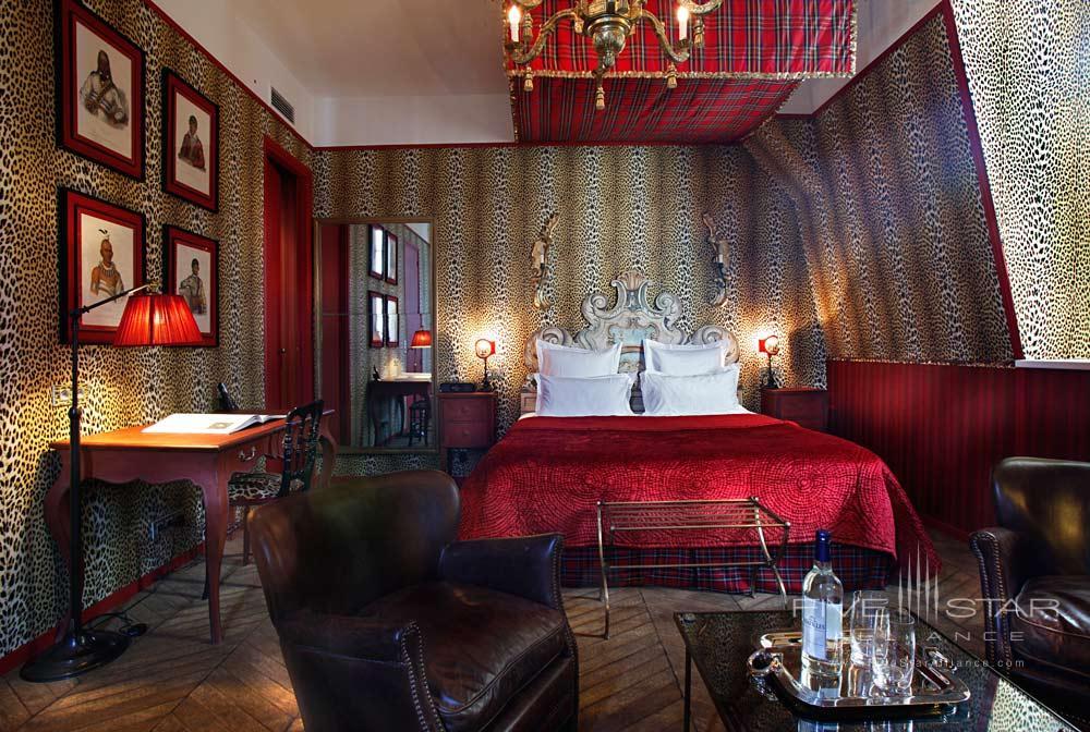 Superior Room at Saint James Paris, France