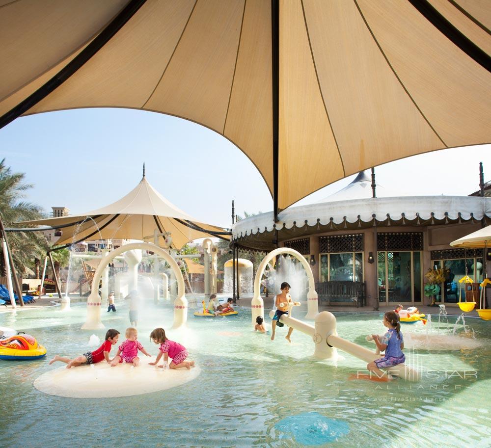 Kids Club Pool at Al Qasr at Madinat Jumeirah Dubai
