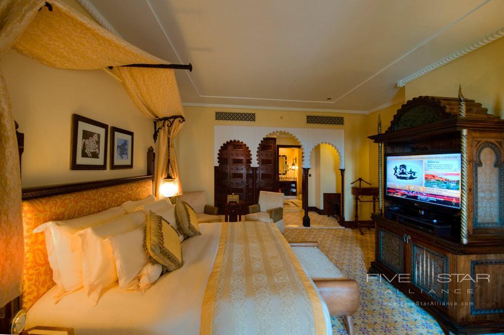 Arabian Suite at Al Qasr at Madinat Jumeirah Dubai