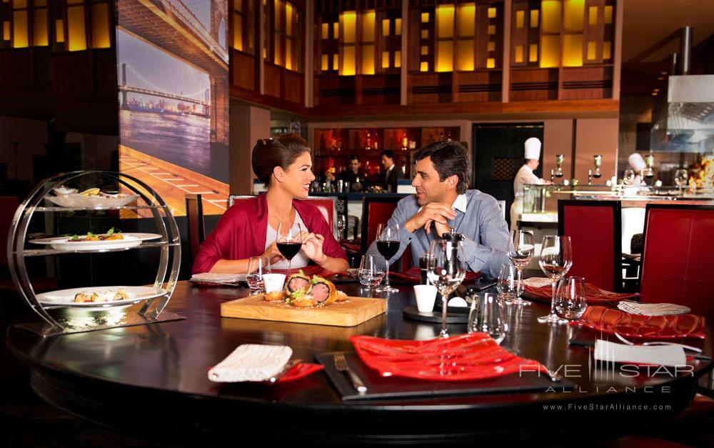 Steakhouse at Al Qasr at Madinat Jumeirah Dubai