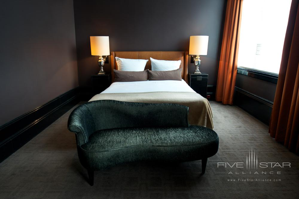 Guestroom at The Courtyard HotelAmsterdam