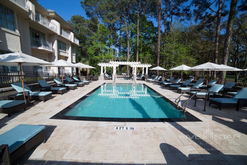 Outdoor Pool at Inn at Harbour Town, SC