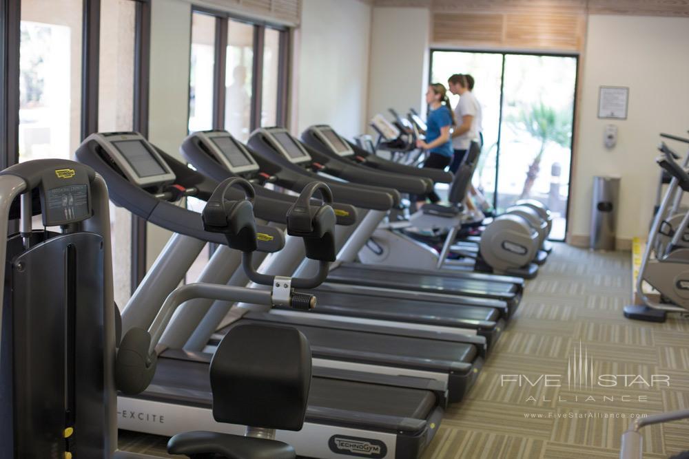 Gym at Inn at Harbour Town, SC