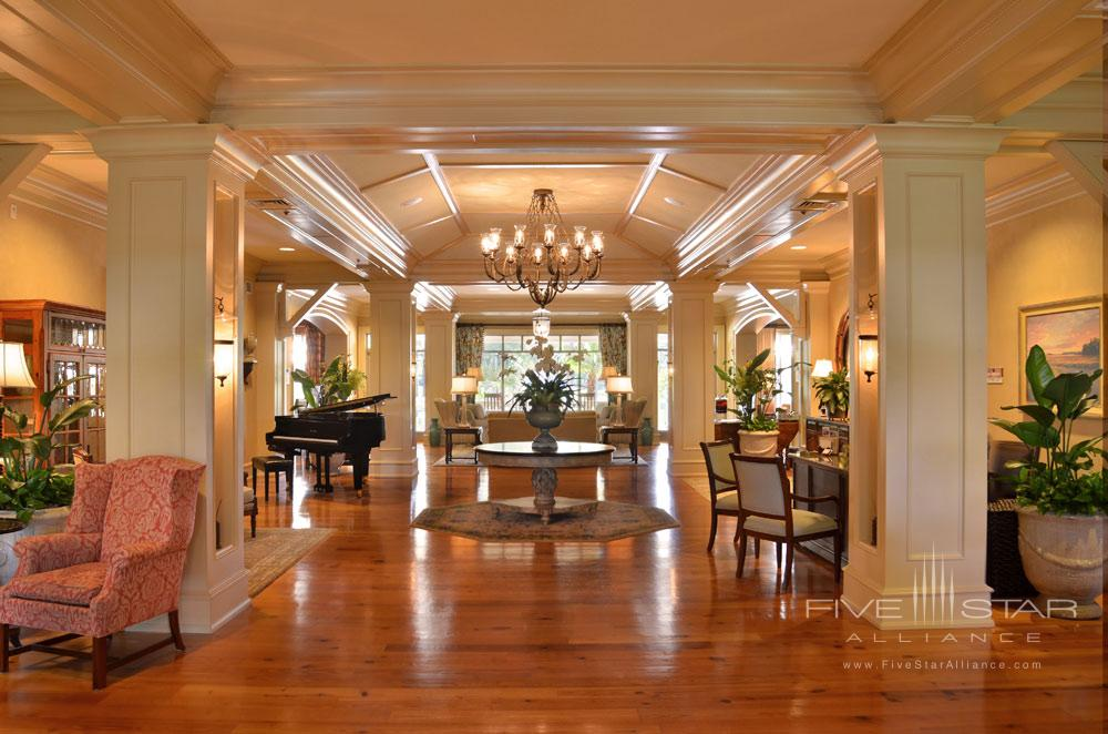 Lobby at Inn at Harbour TownSC