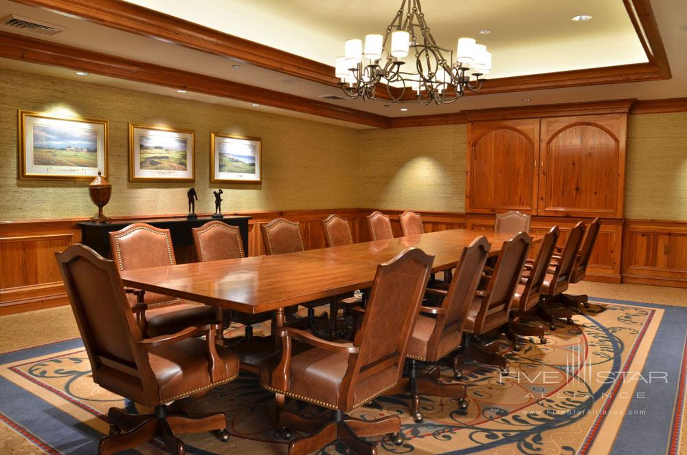 Boardroom at Inn at Harbour Town, SC