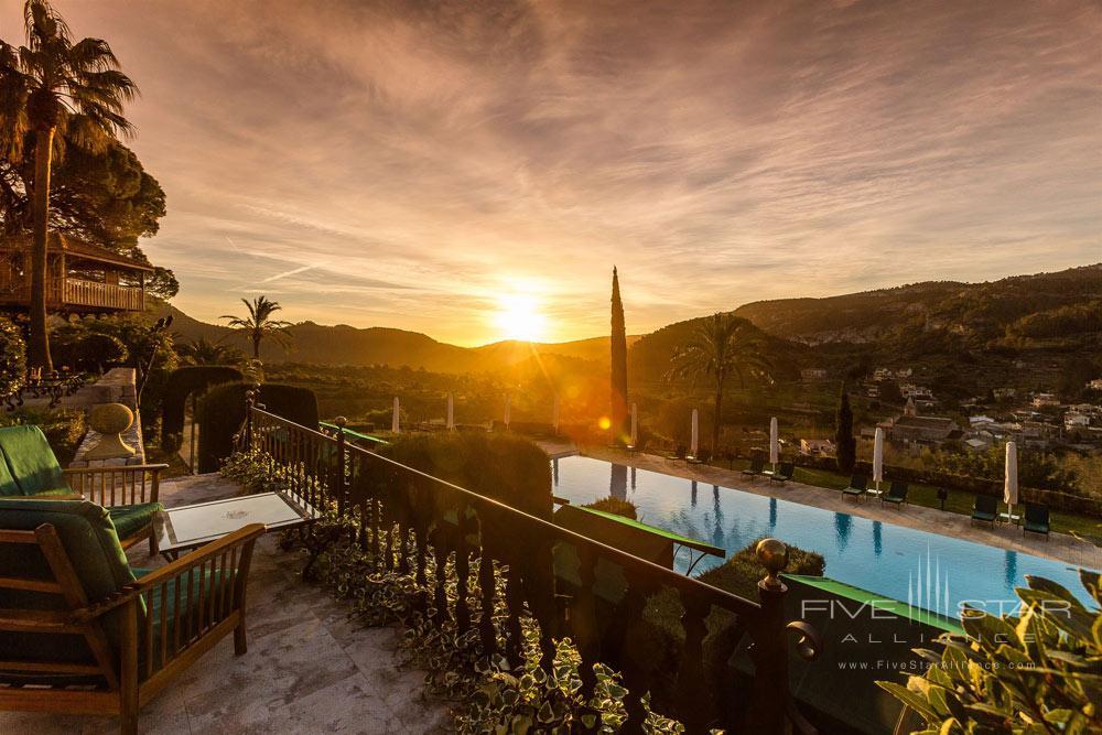 Gran Hotel Son Net Mallorca, Spain