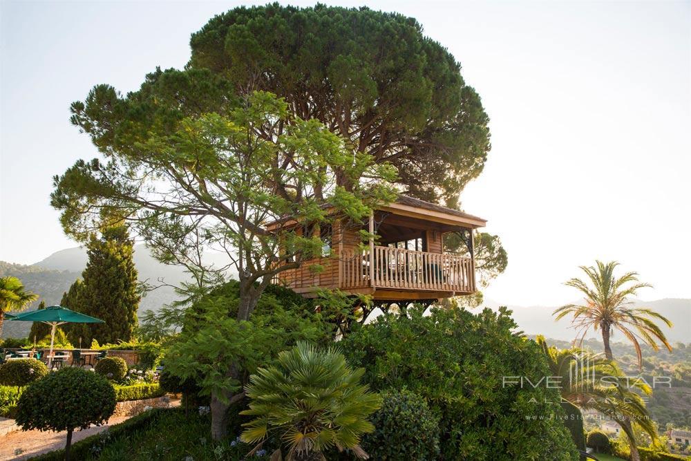 Tree House at Gran Hotel Son Net MallorcaSpain
