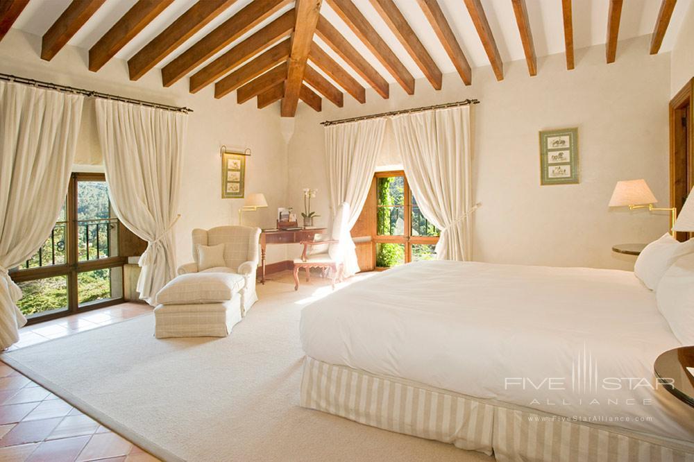 Deluxe Room at Gran Hotel Son Net Mallorca, Spain
